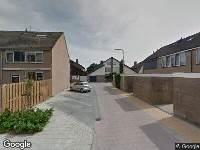 112 melding Ambulance naar Nachtegaalstraat in Groot-Ammers