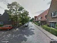 112 melding Ambulance naar Druivenstraat in Naaldwijk