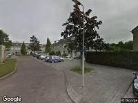 112 melding Besteld ambulance vervoer naar Zeemanstraat in Ridderkerk