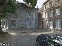 112 melding Brandweer naar Vrijthof in Maastricht