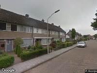 112 melding Ambulance naar Wingerdstraat in Best