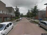 112 melding Ambulance naar Octavialaan in Leiden