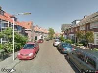 112 melding Ambulance naar Centaurusstraat in Haarlem
