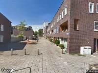 112 melding Ambulance naar Leonora Hellemansstraat in Haarlem