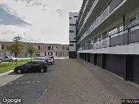 112 melding Besteld ambulance vervoer naar Heemskerkstraat in Schiedam