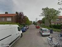 112 melding Ambulance naar Oostblok in Wateringen