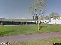 112 melding Brandweer naar Marsweg in Zwolle