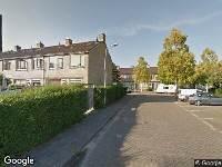 Ambulance naar Bellamystraat in Ridderkerk