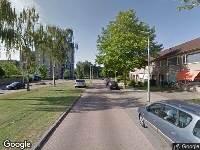 112 melding Ambulance naar Mercuriuslaan in Eindhoven