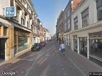 112 melding Brandweer naar Hogewoerd in Leiden