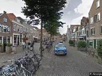 Ambulance naar Dijk in Alkmaar vanwege verkeersongeval