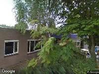 112 melding Ambulance naar Bosweg in Monster