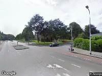 112 melding Brandweer naar Friezenlaan in Tilburg