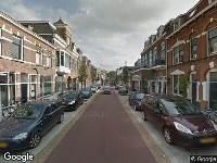 Brandweer naar Koekoekstraat in Utrecht