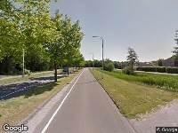 112 melding Ambulance naar Dongewijkdreef in Tilburg