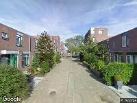 112 melding Ambulance naar Leendert Langstraathof in Schiedam