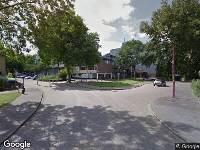 112 melding Brandweer naar Lijsterbesstraat in Nieuwegein