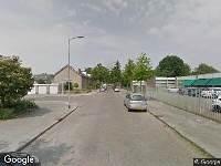 112 melding Ambulance naar Waddenzeelaan in Eindhoven vanwege brand