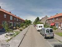 Ambulance naar Van Speykstraat in Capelle aan den IJssel