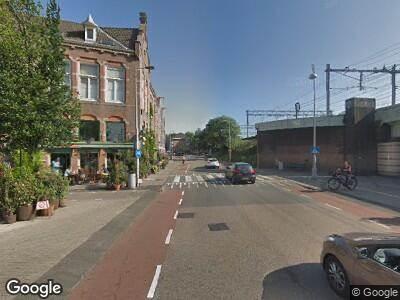 Ambulance naar Pontanusstraat in Amsterdam