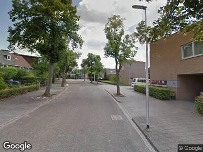 Brandweer naar Gerard Bruningstraat in Heerlen