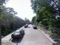 112 melding Ambulance naar Sandifortstraat in Haarlem