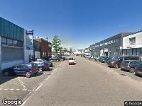 112 melding Ambulance naar Slijperweg in Amsterdam