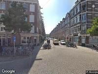 112 melding Ambulance naar Lodewijk Tripstraat in Amsterdam
