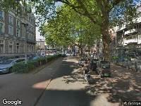 112 melding Brandweer naar Prof. Tulpplein in Amsterdam vanwege brand
