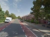 112 melding Brandweer naar Scholtis Coopmansstraat in Venlo
