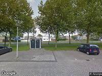 112 melding Besteld ambulance vervoer naar B. de Roijstraat in Spijkenisse