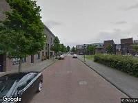 112 melding Ambulance naar Wim van Eststraat in Haarlem