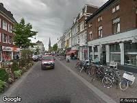Ambulance naar Steenstraat in Arnhem
