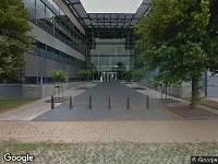 112 melding Brandweer naar Snellius in Heerlen vanwege waarnemen gaslucht