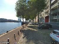 112 melding Besteld ambulance vervoer naar Javakade in Amsterdam