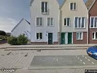 112 melding Besteld ambulance vervoer naar Jaap de Boerstraat in Westzaan