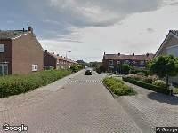 Ambulance naar Cornelis de Houtmanstraat in Capelle aan den IJssel