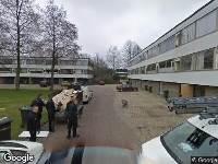 112 melding Brandweer naar Rossumbrink in Enschede