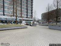 112 melding Ambulance naar Plein '40-'45 in Amsterdam