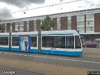 112 melding Ambulance naar Burgemeester De Vlugtlaan in Amsterdam