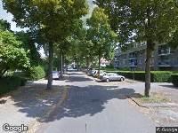 112 melding Besteld ambulance vervoer naar Drossaard Bernagiestraat in Tilburg