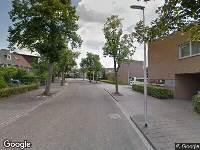 112 melding Brandweer naar Gerard Bruningstraat in Heerlen