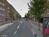 Brandweer naar Schalk Burgerstraat in Amsterdam
