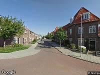 112 melding Brandweer naar Jacob van Maerlantstraat in Heerlen vanwege waarnemen gaslucht