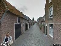 112 melding Ambulance naar Ridderstraat in Heusden