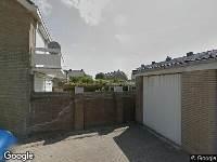 112 melding Ambulance naar Robijn Reijntjesstraat in Den Helder