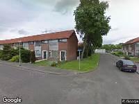 112 melding Ambulance naar Middelkerkestraat in Breda