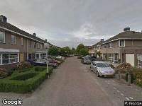 112 melding Brandweer naar Moerweide in Reeuwijk vanwege brand