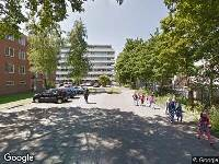 112 melding Ambulance naar Spijkerboorpad in Haarlem