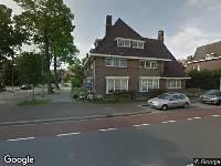 Ambulance naar Nieuwe Bosscheweg in Tilburg